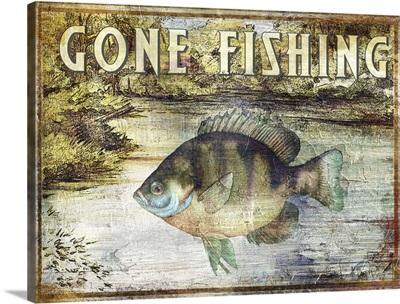 Fish Signs - Bluegill