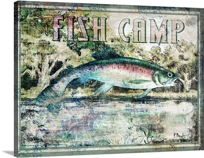 Fish Signs - Trout