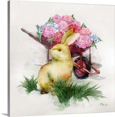 Floral Rabbit II