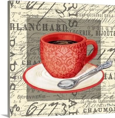 French Cafe I