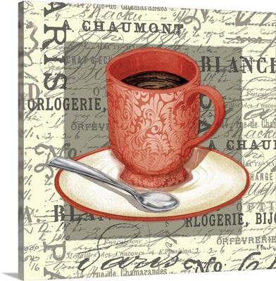 French Cafe IV