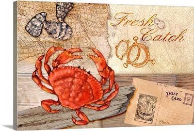 Fresh Catch Dungeness Crab