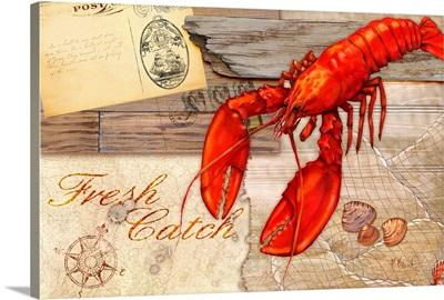 Fresh Catch Lobster
