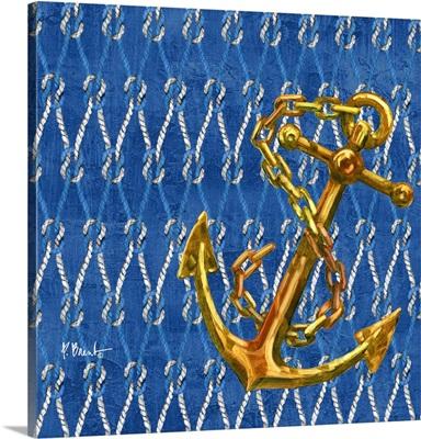 Gilded Anchor