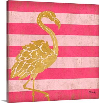 Gold Coast Flamingo - Color