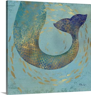 Golden Mermaid I