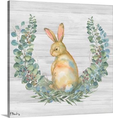 Grove Bunny I - Wood