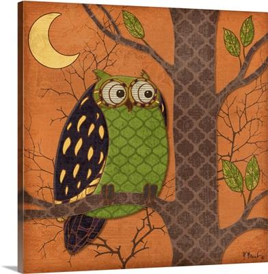 Halloween Fantasy Owls II
