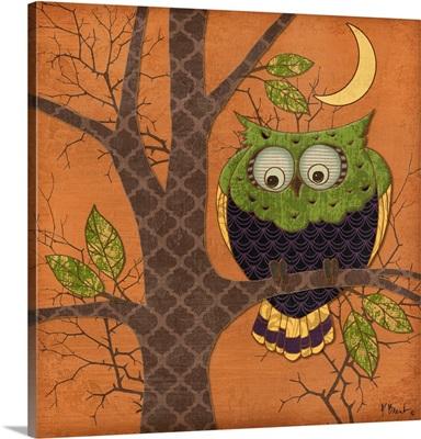 Halloween Fantasy Owls III
