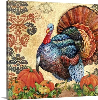 Harvest Turkey Square