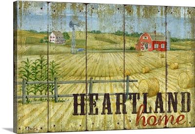 Heartland Home Distressed