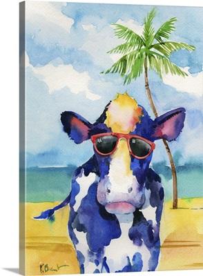 Hip Shades - Cow