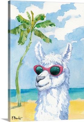 Hip Shades Llama II