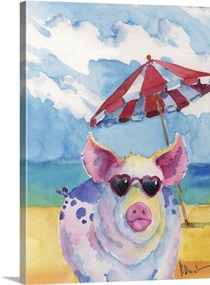 Hip Shades - Pig