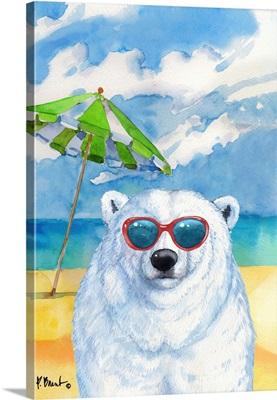 Hip Shades - Polar Bear
