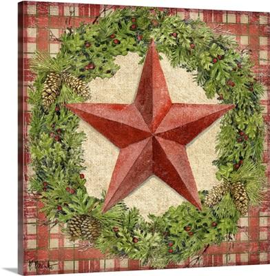 Holiday Barn Star
