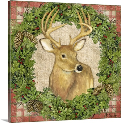 Holiday Lodge Portrait I