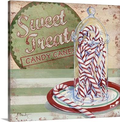 Holiday Treats - Candy Canes