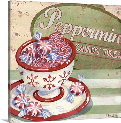 Holiday Treats - Peppermints