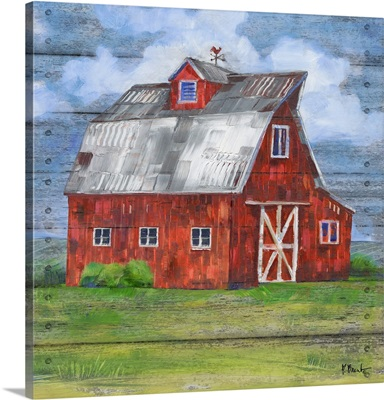 Homeland Barns I - Wood