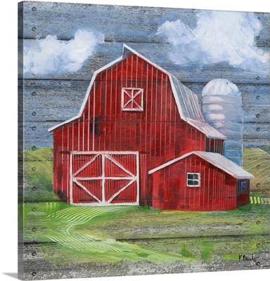 Homeland Barns II - Wood