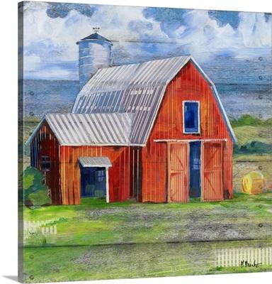 Homeland Barns III - Wood