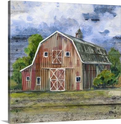 Homeland Barns IV - Wood