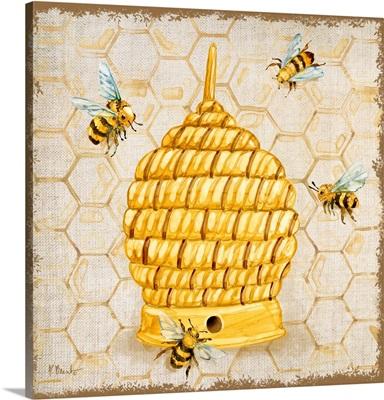 Honeybee Haven I