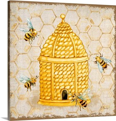 Honeybee Haven IV