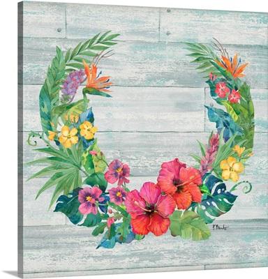 Island Floral I