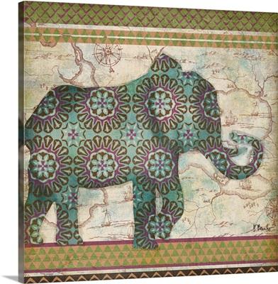 Jaipur Elephant I