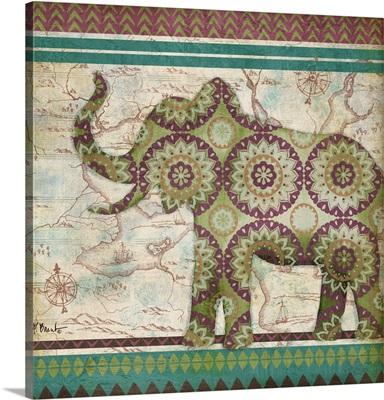 Jaipur Elephant II