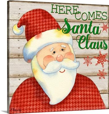 Jolly Santa I