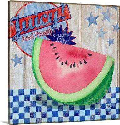 Juicy Watermelon II