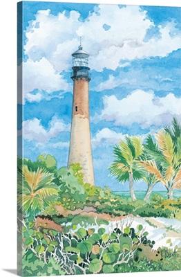 Lighthouse Cape Florida
