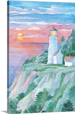 Lighthouse Heceta Head