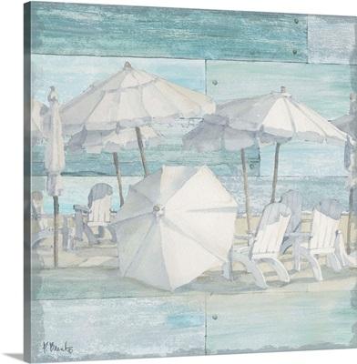 Linen Beach I