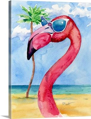 Looking Good Flamingo I