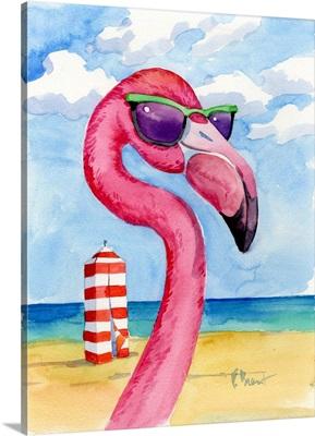 Looking Good Flamingo III