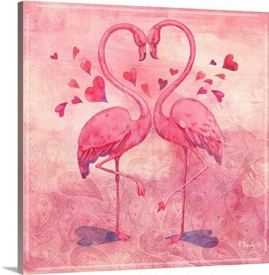 Love Birds I