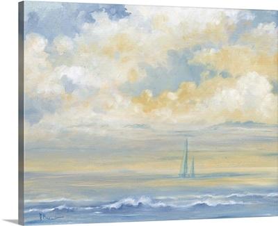 Misty Morning Sail
