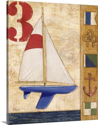 Model Yacht Collage II