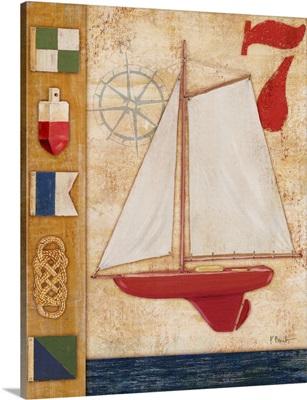 Model Yacht Collage III