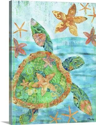 Nassau Turtle Vertical