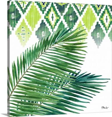 Palm Fronds V