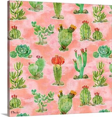 Palm Springs Cactus Repeat