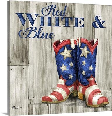 Patriotic Boots II