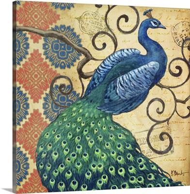 Peacock's Splendor I