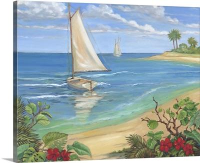 Plantation Key Sailboat
