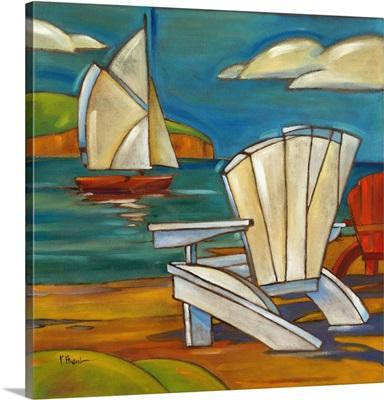 Portofino Beach Chair